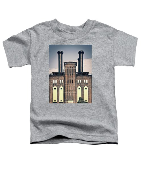 The Powerhouse, Jersey City Toddler T-Shirt