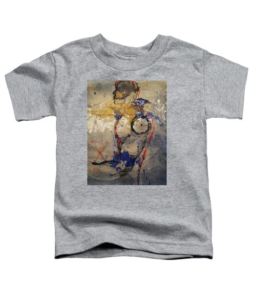 The Protector Of The Sacred Feminine  Toddler T-Shirt