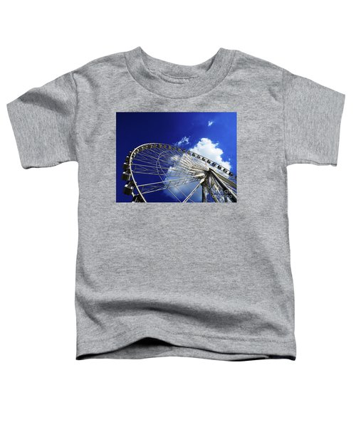 The Ride To Acrophobia Toddler T-Shirt