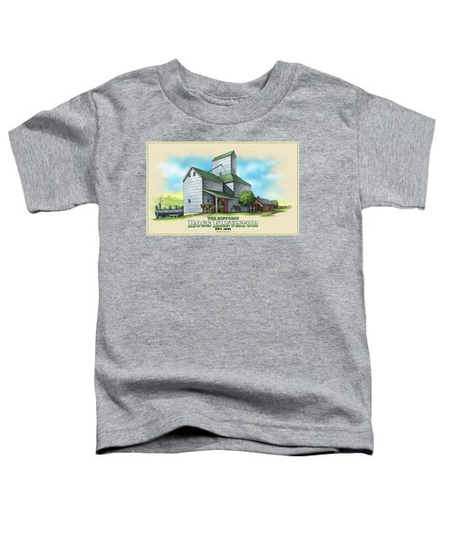 The Ross Elevator Toddler T-Shirt