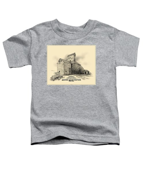 The Ross Elevator Version 2 Toddler T-Shirt