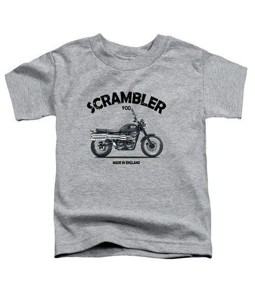 The Scrambler 900 Toddler T-Shirt