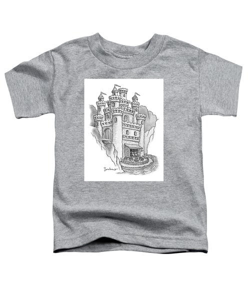 The Screen Porch Toddler T-Shirt