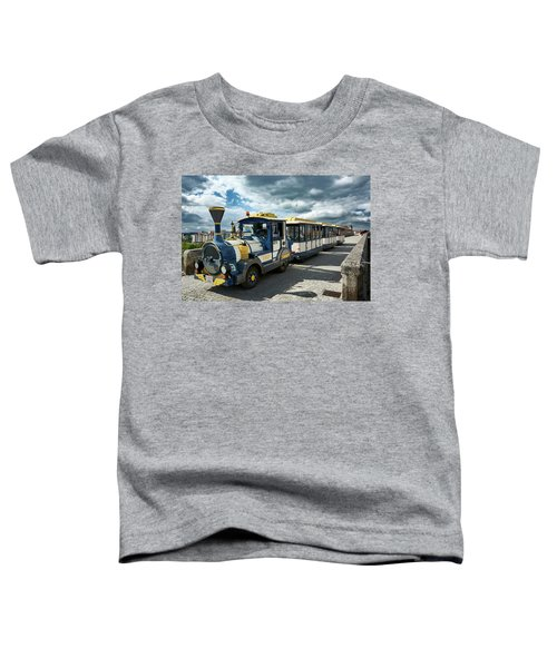 The Touristic Train Of Ourense Toddler T-Shirt