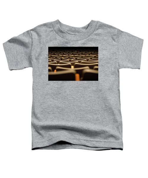 Theater Seats Toddler T-Shirt