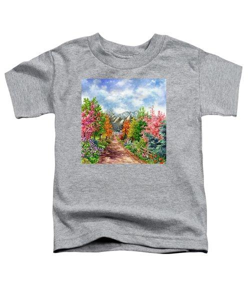 Through All Seasons Toddler T-Shirt