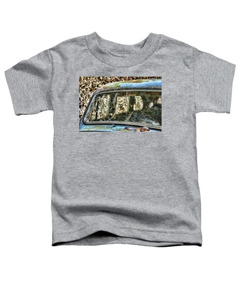 Through The Windshield Toddler T-Shirt