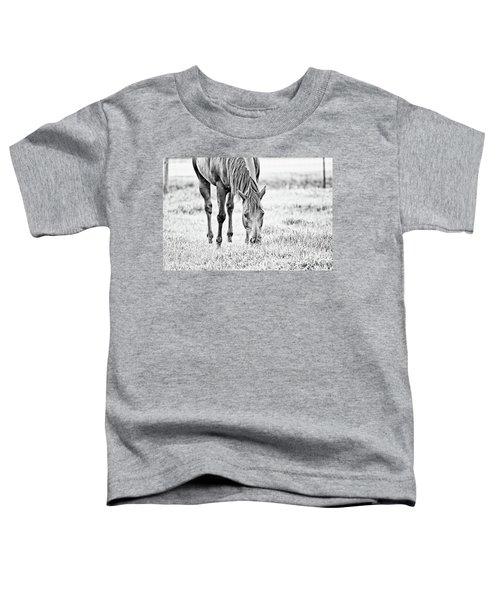 Tigerlily - Bw Toddler T-Shirt