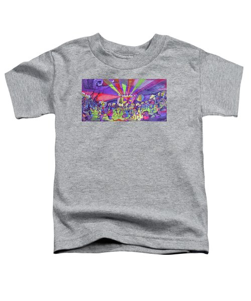 Arise Fest 2019 Live Painting While Tipper And Clozee Played. Toddler T-Shirt