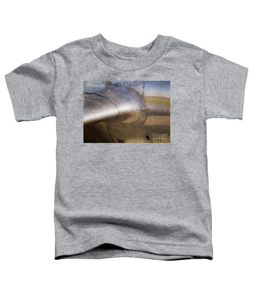 To Escape The Land Toddler T-Shirt
