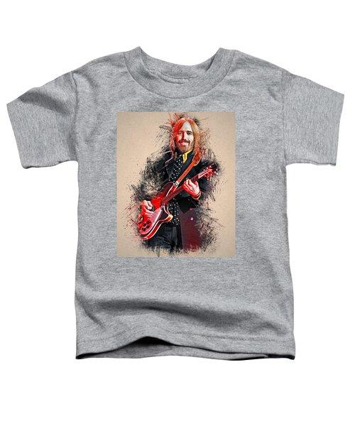 Tom Petty - 35 Toddler T-Shirt