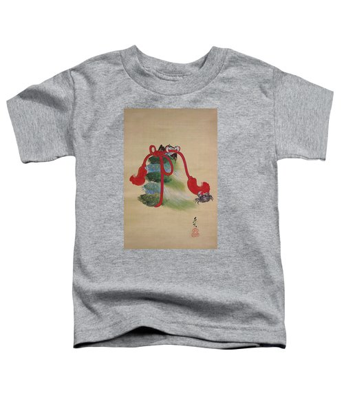 Tortoises And Crabs - Digital Remastered Edition Toddler T-Shirt