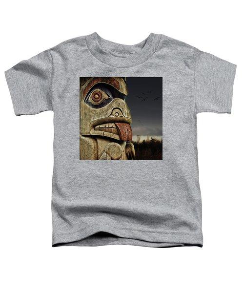 Totem Toddler T-Shirt
