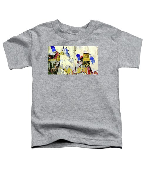 Touched By Nature Toddler T-Shirt