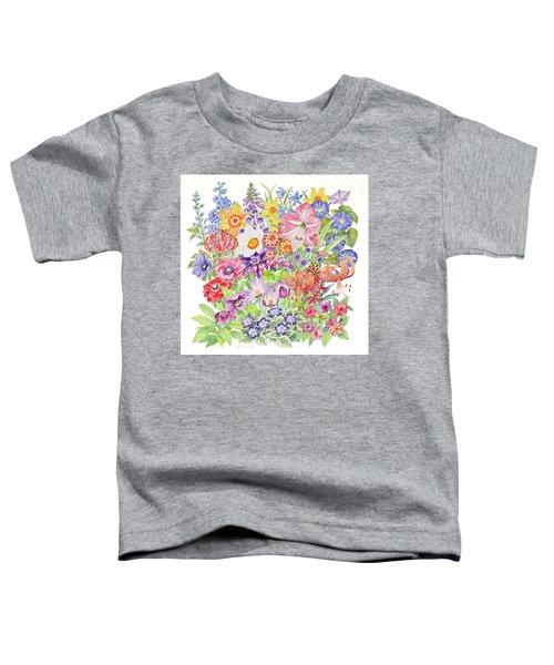 Toxic Tango Iv Fateful Flowers Toddler T-Shirt