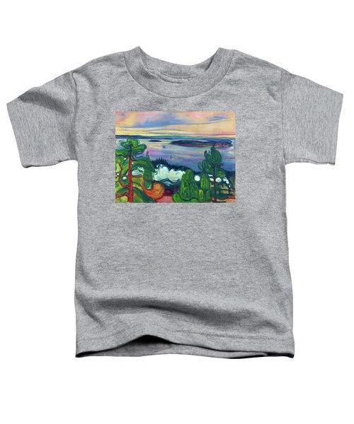 Train Smoke - Digital Remastered Edition Toddler T-Shirt
