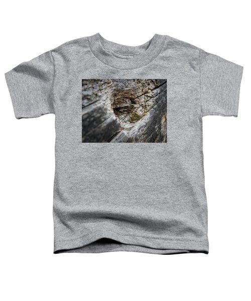 Tree Wood Toddler T-Shirt
