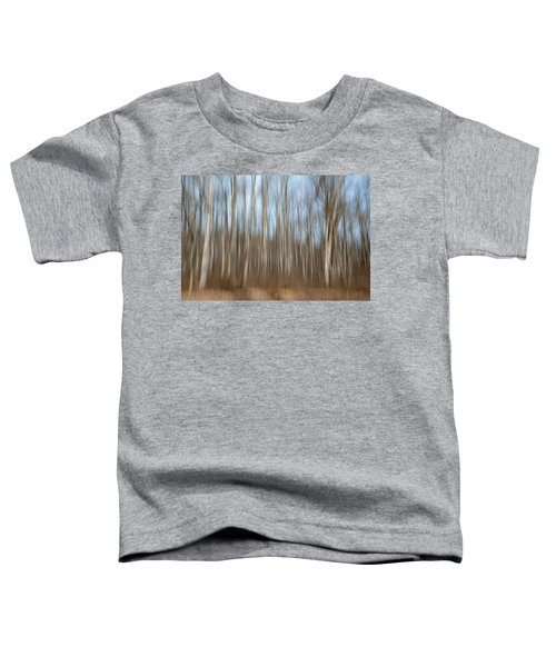 Trees In The Forest Toddler T-Shirt