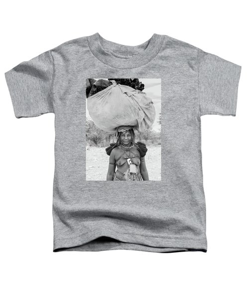 Tribes Portrait Toddler T-Shirt
