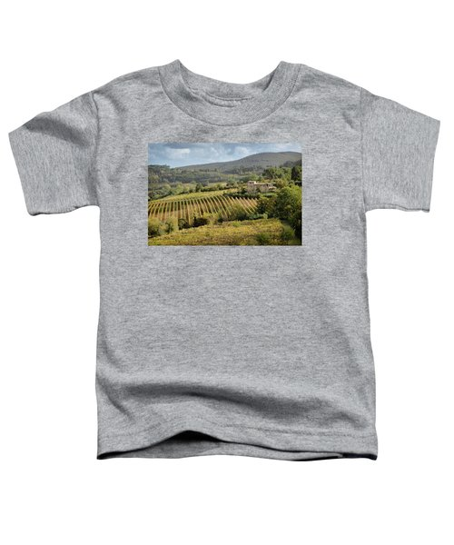 Tuscan Valley Toddler T-Shirt