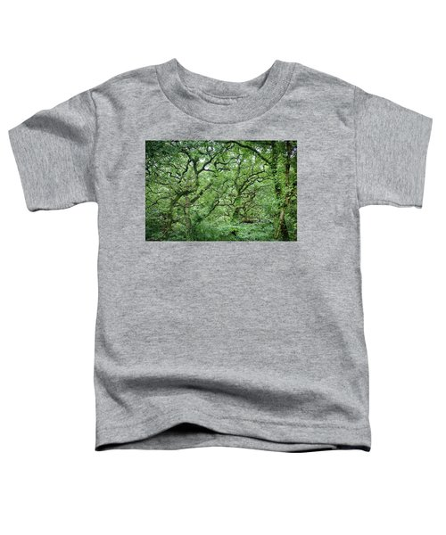 Twisted Forest Full Color Toddler T-Shirt