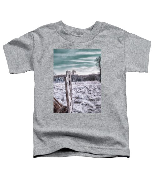 Two Posts Toddler T-Shirt