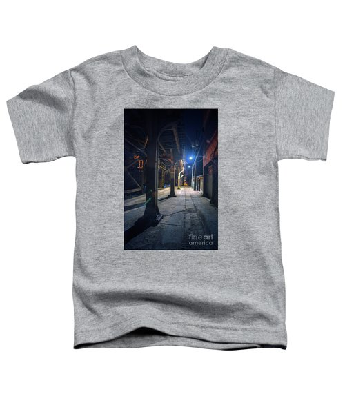 Under The L Toddler T-Shirt