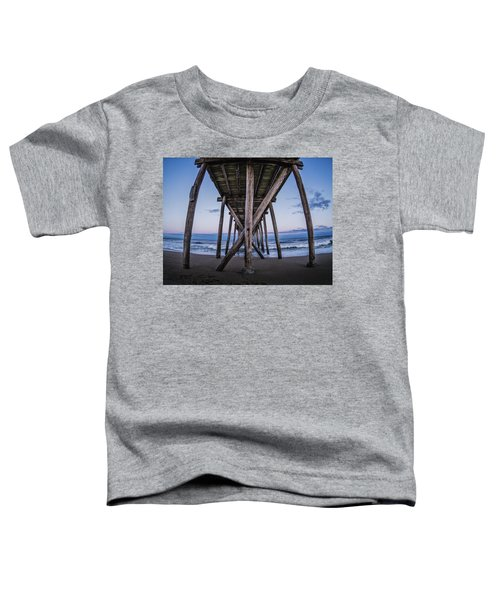 Under The Pier Toddler T-Shirt
