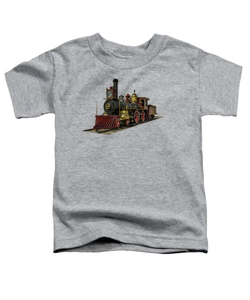 Union Pacific 119 Toddler T-Shirt