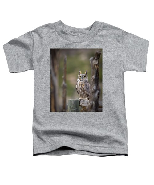 Unit 2 Ghost  Toddler T-Shirt