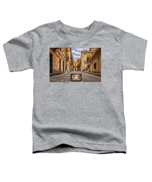 Upgrade Architecture Toddler T-Shirt