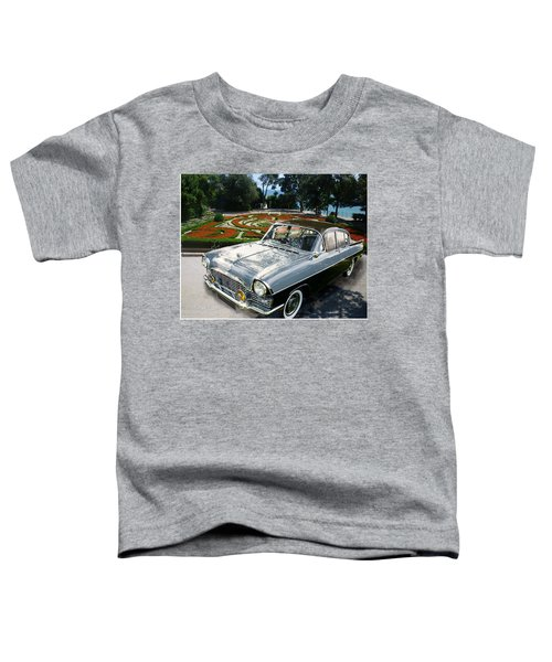 Vauxhall Cresta In Croatia Toddler T-Shirt