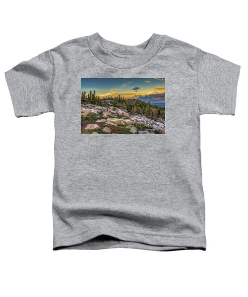 Toddler T-Shirt featuring the photograph View From Dolly Sods 4714 by Donald Brown