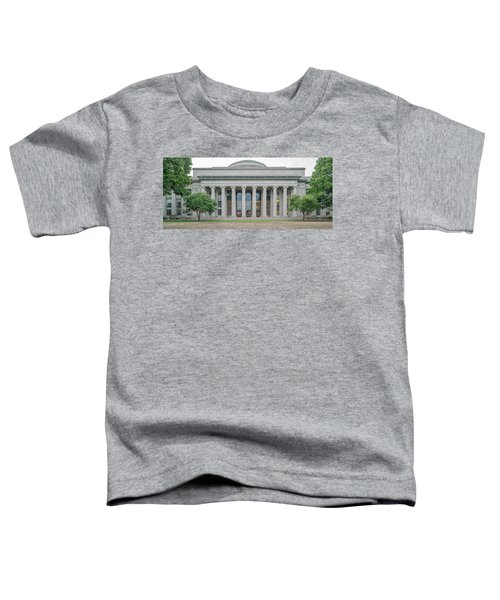 View Of Massachusetts Institute Toddler T-Shirt