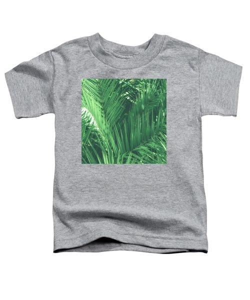 Vintage Palms I Toddler T-Shirt