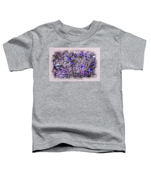 Violet Mood Toddler T-Shirt