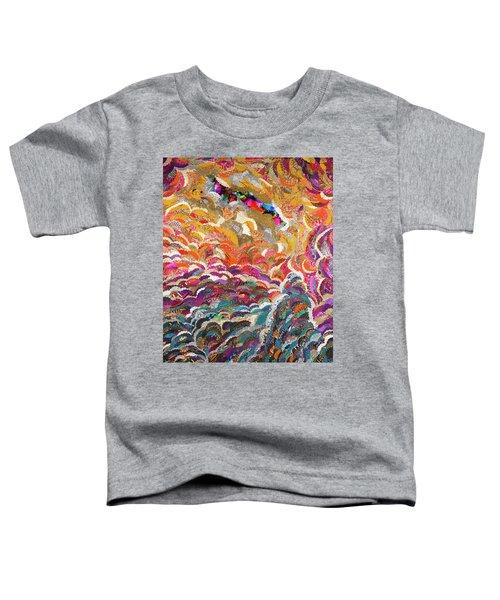 Ohun Olurun Voice Of God  Toddler T-Shirt