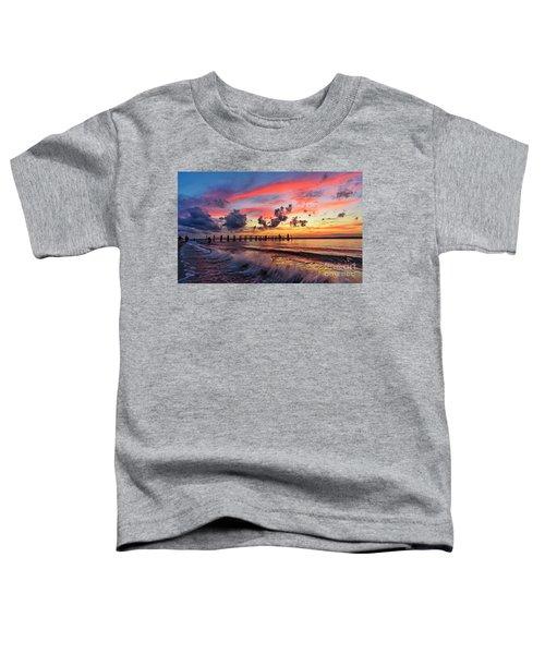 Wake Ripples Toddler T-Shirt