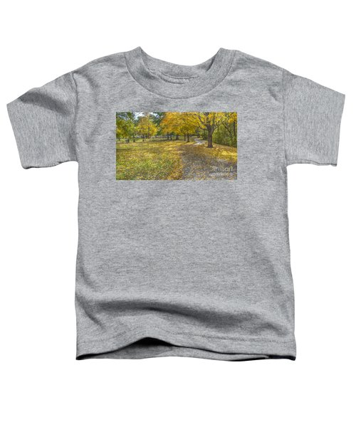 Walk In The Park @ Sharon Woods Toddler T-Shirt