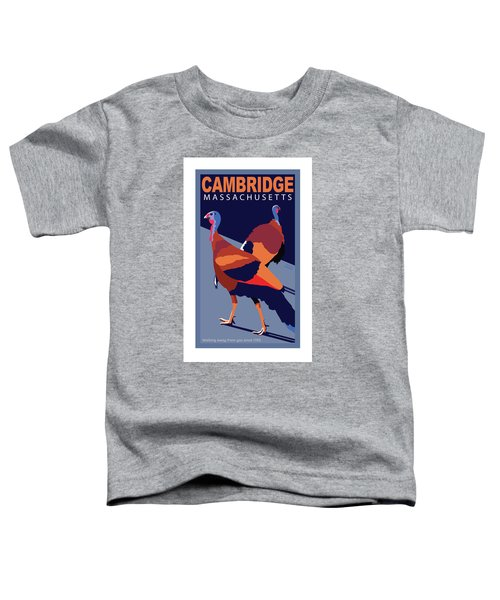 Walking Away From You-cambridge Toddler T-Shirt