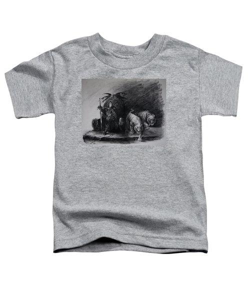 Warrior Toddler T-Shirt