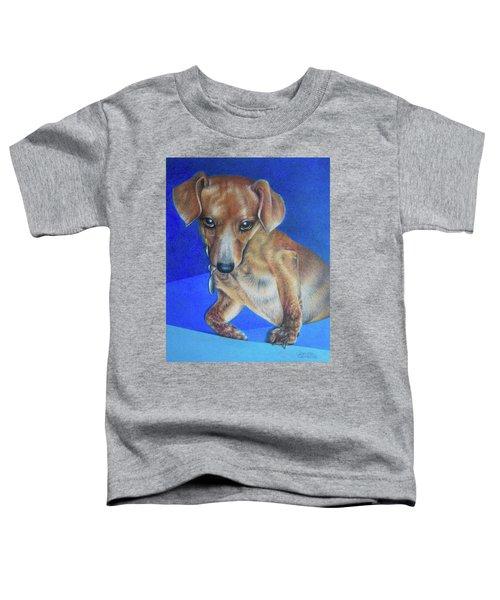Wasn't Me Toddler T-Shirt