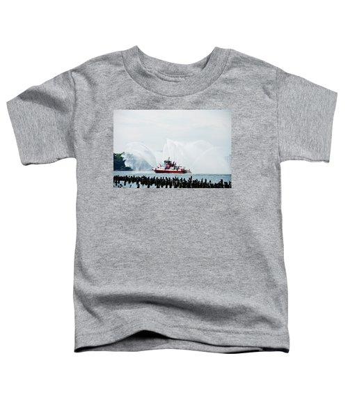 Water Boat Toddler T-Shirt