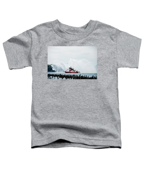 Water Boat Toddler T-Shirt
