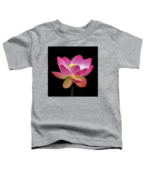 Water Lily In The Light Toddler T-Shirt