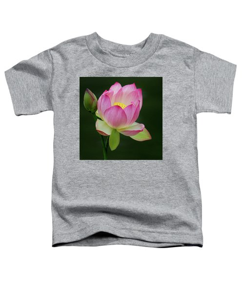 Water Lily In The Pond Toddler T-Shirt
