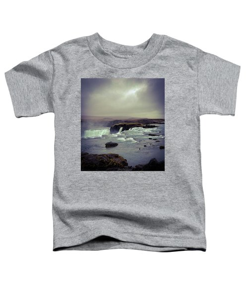 Waterfall Of The Gods Toddler T-Shirt