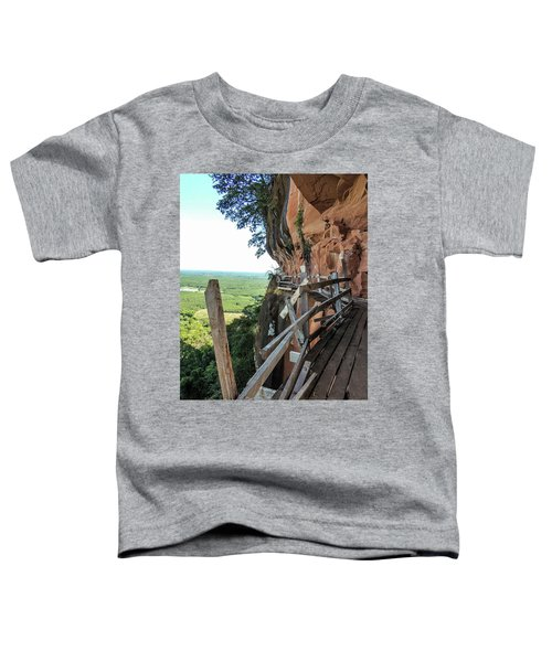 We Take Our Guests Here If They Are Brave Enough Toddler T-Shirt