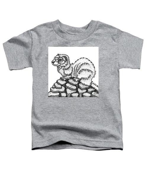 Weasel Toddler T-Shirt