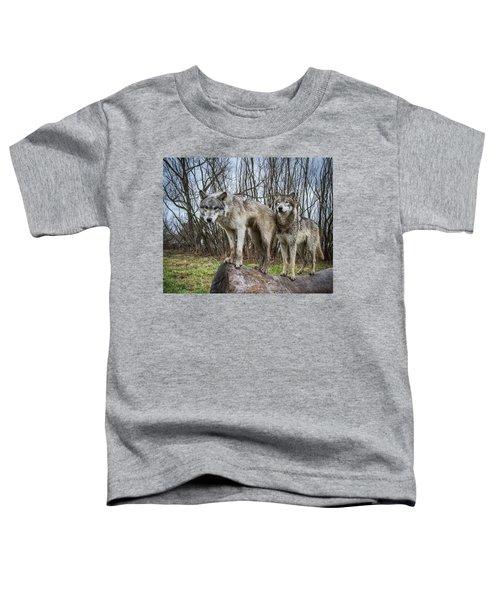 Well Hello Toddler T-Shirt